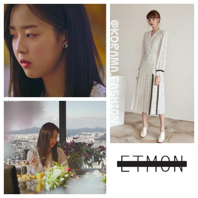 Tiểu thư mắt trợn Ha Eun Byeol có cả một bộ sưu tập váy điệu không Rich kid nào làm lại được trong Penthouse-11