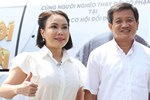Chân dung chồng nhạc sĩ hay bị nhầm là phi công trẻ của Việt Hương-10