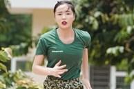 Những màn trình diễn thể lực của Hoa hậu Kỳ Duyên