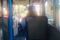 Bức xúc nhân viên xe buýt gắt gỏng, la hét 'xuống đi' dù hành khách nhẹ nhàng, lịch sự