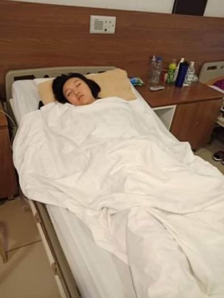 MC Diễm My phát hiện bị ung thư ngay sau lễ dạm ngõ, còn chưa được mặc váy cưới-3