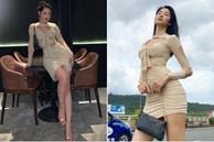 Đụng váy cut-out táo bạo: Hoàng Thùy khoe chân dài nhưng Chi Pu mới chiếm sóng nhờ body chuẩn đét