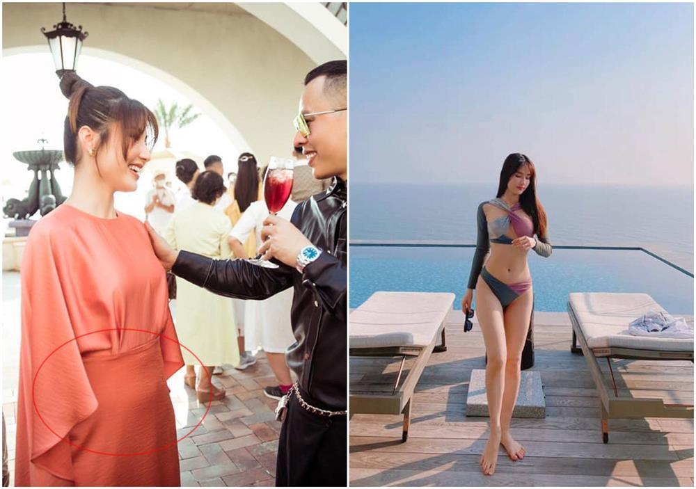Diễm My 9X, Hồ Ngọc Hà lộ bụng lùm lùm vì chọn sai váy-1