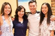 Hai cô con gái kín tiếng nhà Quang Minh - Hồng Đào: Xinh đẹp, chuẩn 'con nhà người ta' với học lực cực đỉnh