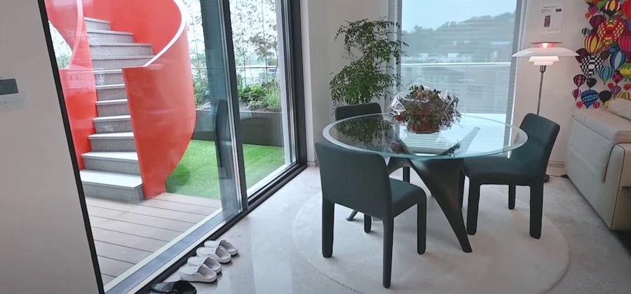 Cận cảnh từng không gian bên trong căn penthouse 106 tỷ của Hyun Bin-8
