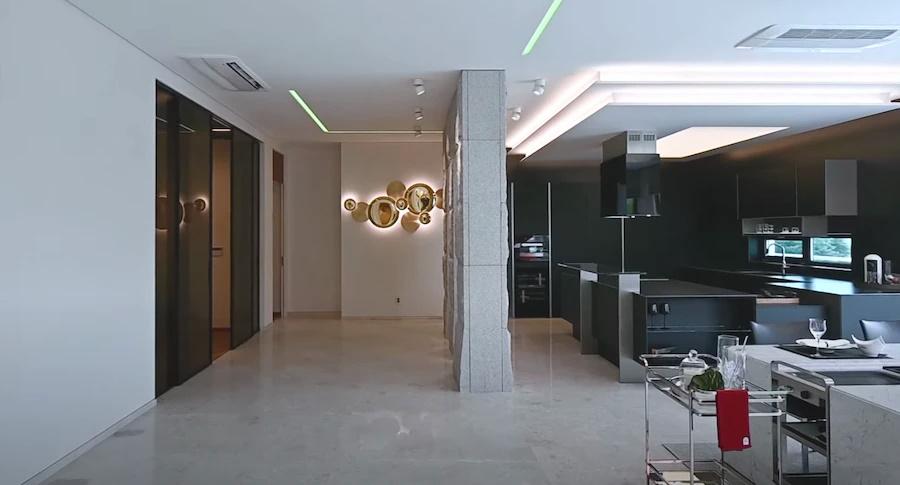 Cận cảnh từng không gian bên trong căn penthouse 106 tỷ của Hyun Bin-9