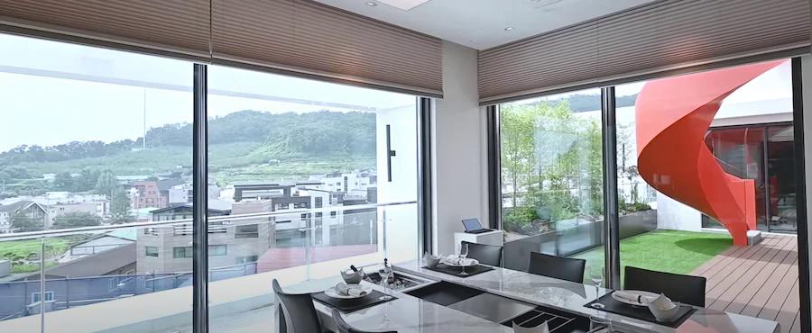 Cận cảnh từng không gian bên trong căn penthouse 106 tỷ của Hyun Bin-21