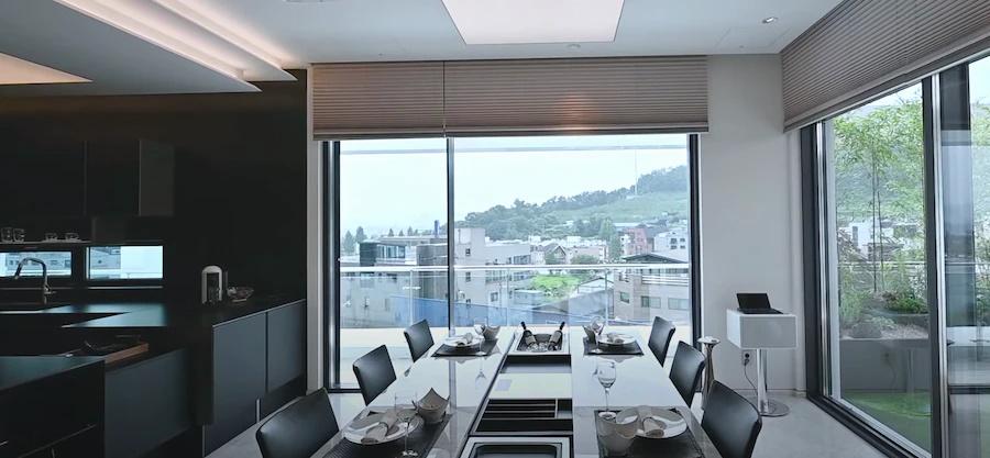 Cận cảnh từng không gian bên trong căn penthouse 106 tỷ của Hyun Bin-22