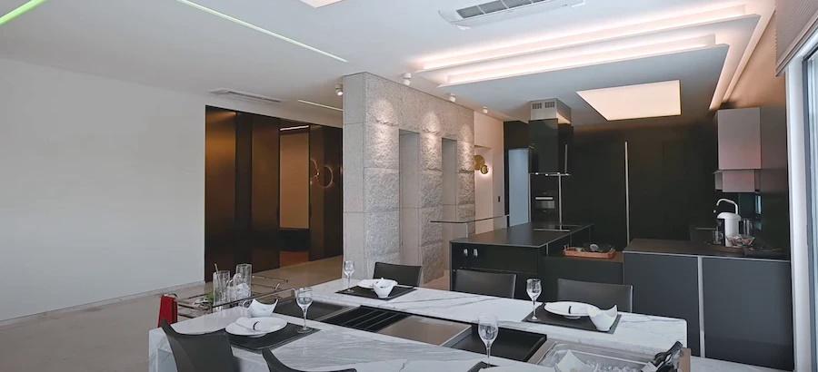 Cận cảnh từng không gian bên trong căn penthouse 106 tỷ của Hyun Bin-23