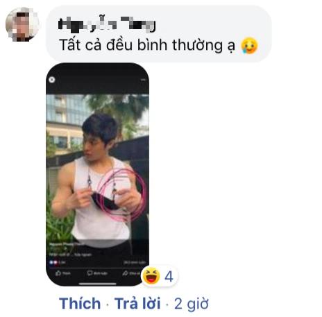 Noo Phước Thịnh đăng ảnh thả thính, cơ bắp lắm nhưng lại bị bóc phốt bóp hình cong veo cả ngón tay!-3