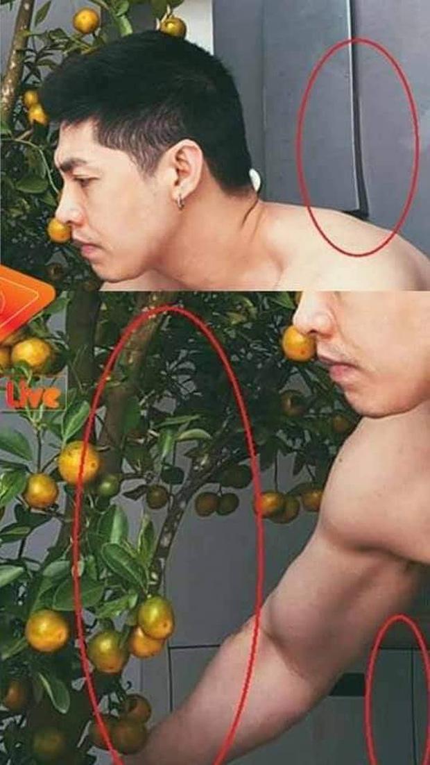Noo Phước Thịnh đăng ảnh thả thính, cơ bắp lắm nhưng lại bị bóc phốt bóp hình cong veo cả ngón tay!-7