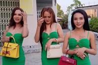 Xuất hiện 3 vị khách VIP tự nhận đã mua túi Hermes mà Ngọc Trinh thanh lý, sự thật là gì?