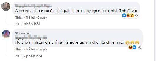 """Chiêu trị chồng đáng nể"""" của cô vợ có ông xã đi hát karaoke tay vịn khiến Netizen vỗ tay rần rần-5"""