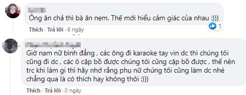 """Chiêu trị chồng đáng nể"""" của cô vợ có ông xã đi hát karaoke tay vịn khiến Netizen vỗ tay rần rần-6"""