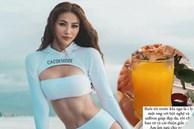 Khám phá thức uống giúp hoa hậu Phương Khánh sở hữu da mịn đẹp, duy trì eo thon 58cm lại siêu tốt cho dạ dày và giấc ngủ