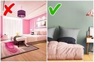 9 kiểu thiết kế nội thất gây hao tiền tốn của, lại làm nhà bạn kém sang đi trông thấy