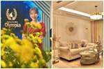 Biệt thự của Quý Bình và bà xã doanh nhân: Hoa phủ kín lối đi, mảnh vườn lớn là ao ước của nhiều người-15