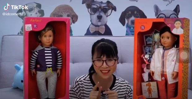 YouTuber Thơ Nguyễn tiếp tục lên tiếng xin lỗi, chia sẻ đã chơi búp bê 20 năm: Thành vì búp bê, bại vì chị-3