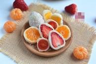 Mùa xuân làm bánh nếp hoa quả, ăn ngon lại cho dáng đẹp