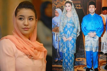 Chạy khỏi ngục tù nơi cung cấm chỉ có máu và nước mắt với người chồng bệnh hoạn, nàng dâu hoàng gia Malaysia có cuộc sống gây ngỡ ngàng sau 12 năm