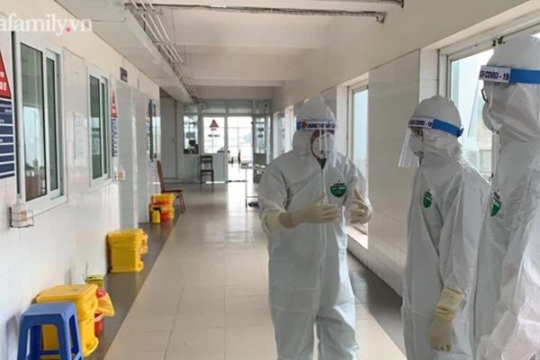 21 trường hợp F1 liên quan 2 cô gái ở Hải Phòng đã có xét nghiệm âm tính với SARS-CoV-2-1