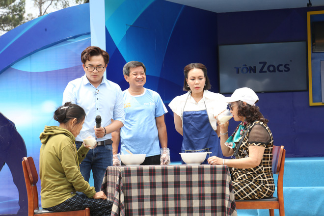 Ông Đoàn Ngọc Hải tham gia show truyền hình: Đứng cạnh Việt Hương, tôi bị khớp, ngại quá-4