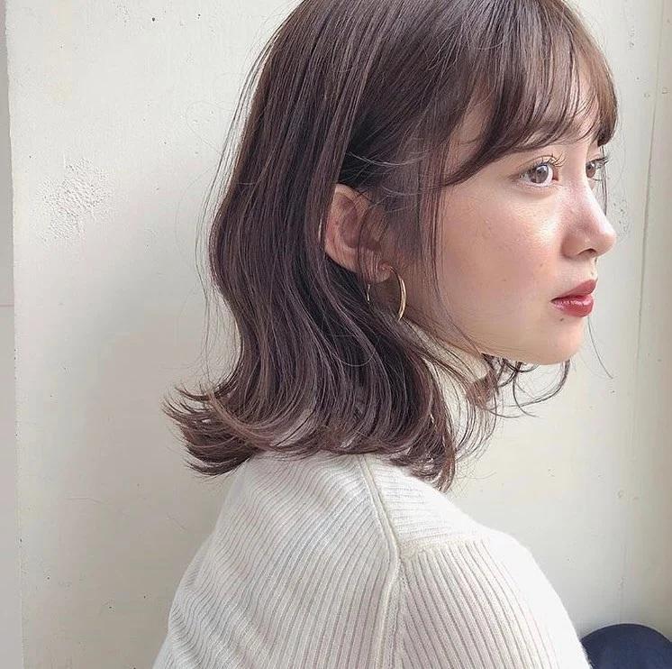 Nàng mặt tròn muốn cắt tóc ngắn thì phải chú ý đến điểm này-9