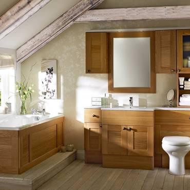 Ý tưởng thiết kế phòng tắm thân thiện với môi trường:Thảm lót chân bằng đá haygiá đỡ khăn bằng dây cũng không độc đáo bằng việc lắp thêm lò sưởi-3
