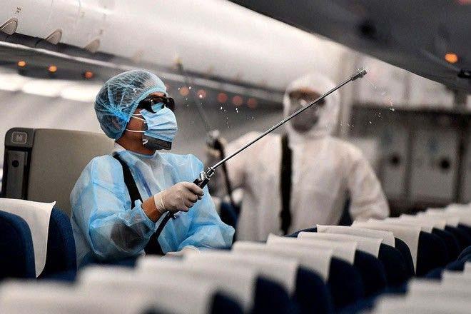 Bộ Y tế: 89/89 người ở Hà Nội cùng chuyến bay của 2 cô gái mắc COVID-19 đã âm tính với SARS-CoV-2-1