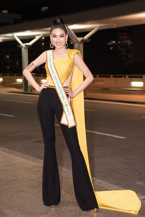 Loạt trang phục giúp Ngọc Thảo ghi điểm suốt hành trình thi Miss Grand-2