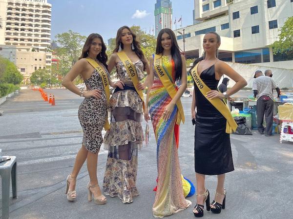 Loạt trang phục giúp Ngọc Thảo ghi điểm suốt hành trình thi Miss Grand-4