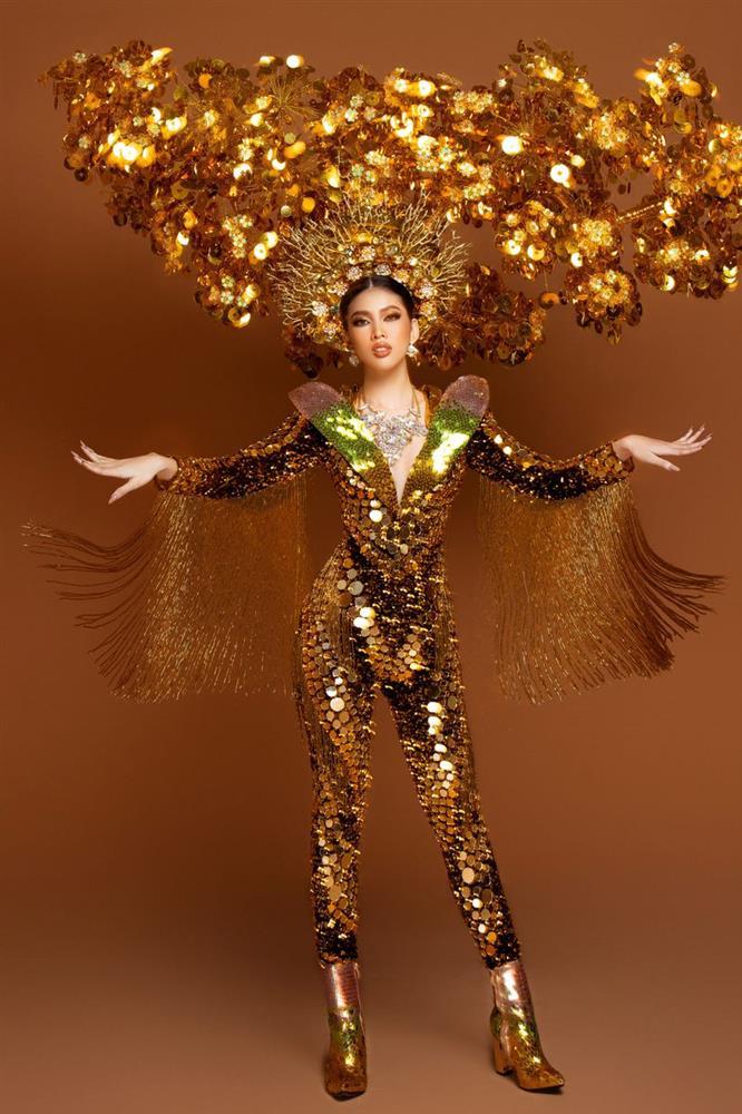 Loạt trang phục giúp Ngọc Thảo ghi điểm suốt hành trình thi Miss Grand-7