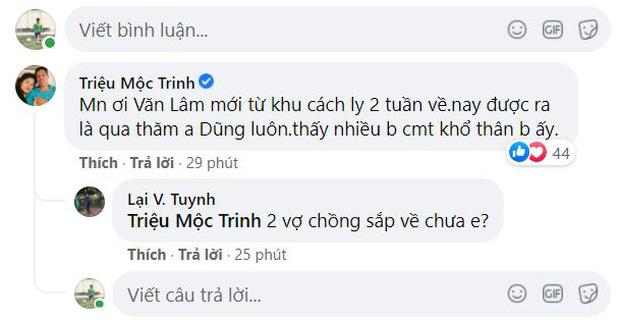 Văn Lâm bất ngờ trở về Việt Nam, có hành động ấm lòng với Hùng Dũng-2