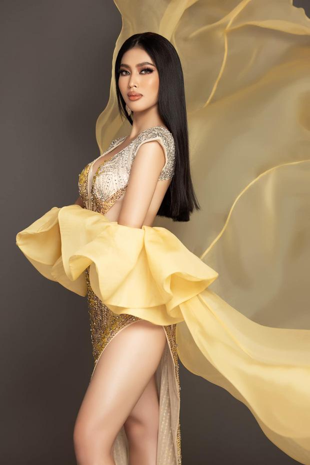 """Ngọc Thảo và hành trình tới top 20 Miss Grand 2020: Thần thái và body cực đỉnh, đôi chân dài 1m11 cực phẩm"""" nhưng học vấn gây tranh cãi?-2"""