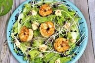 Món ngon giảm cân: Bữa tối mà ăn món salad này thì đảm bảo đủ chất mà cân không tăng