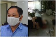 Nhân chứng kể lại giây phút đôi nam nữ rơi do trần chung cư thủng: 'Tôi nghe thấy có người kêu 'á', quay ra thấy 1 nam 1 nữ nằm bất tỉnh'