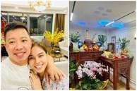 Giang Hồng Ngọc mua nhà mới 6 tỷ: Ngắm ban công đã mê mệt vì độ cầu kỳ, chăm chút