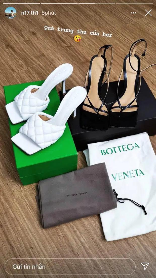 Thiếu gia bị tố nhận vơ 2 đôi giày 41 triệu tặng bạn gái, sốc hơn chính là danh tính người bóc phốt-3