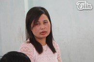Công bố quyết định thanh tra liên ngành vụ cô giáo tố bị 'trù dập' ở Quốc Oai: cô Tuất đến muộn, lộ rõ vẻ mệt mỏi