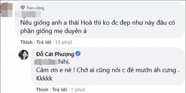 Netizen bình phẩm kém duyên về Thái Hoà, còn so với Kiều Minh Tuấn: Cát Phượng chỉ nói 1 câu mà vẹn cả đôi đường-3