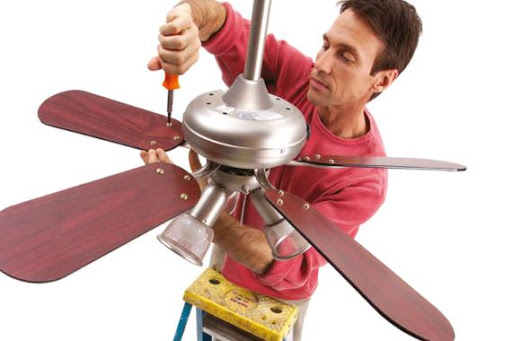 Cách chọn công suất quạt trần phù hợp với diện tích căn phòng để tiết kiệm điện khi hè về-4