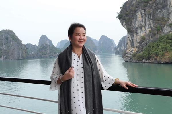 Đọ sắc những bà mẹ đại gia của hội rich kid: Bà trùm hàng hiệu Thủy Tiên sở hữu thần thái đỉnh cao, mẹ Phan Thành bí ẩn nhất Sài thành-12