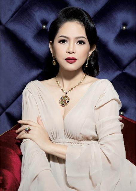 Đọ sắc những bà mẹ đại gia của hội rich kid: Bà trùm hàng hiệu Thủy Tiên sở hữu thần thái đỉnh cao, mẹ Phan Thành bí ẩn nhất Sài thành-22