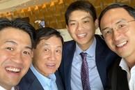 4 cha con tỷ phú Johnathan Hạnh Nguyễn cùng chung một tấm hình, dân mạng xem xong chỉ biết kêu trời vì quá giàu sang và quyền lực