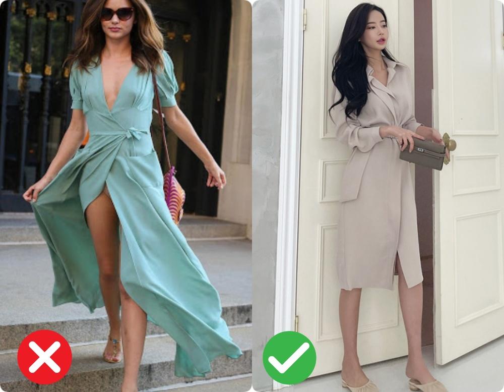3 điều tối kị khi diện váy xẻ hack chân dài, chị em cần nhớ kỹ nếu không muốn hớ hênh vô duyên-7