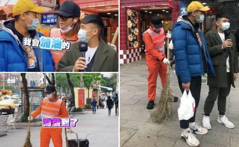 Sao Cbiz làm gì khi hết thời: La Chí Tường quét rác trên phố, Trịnh Sảng chật vật vay tiền mở tiệm trà sữa-6