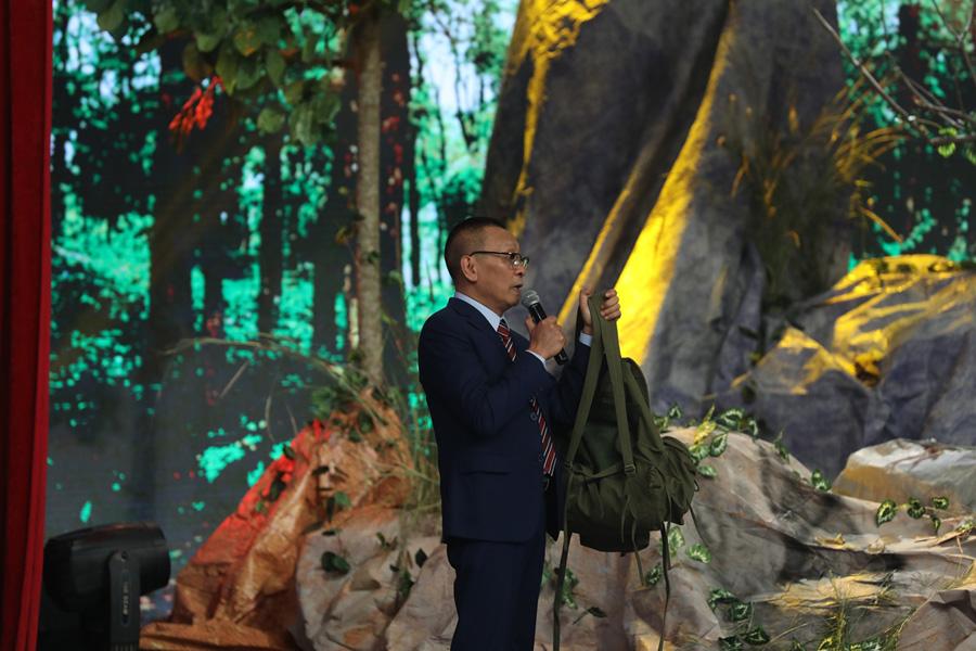NSND Hồng Vân giải thích nguyên nhân vì sao nghệ sĩ không được uống nước mía-1