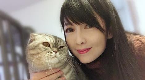 Cuộc sống hiện tại của Ngọc nữ số 1 Hong Kong thà nuôi mèo chứ không sinh con cho chồng đào hoa-4
