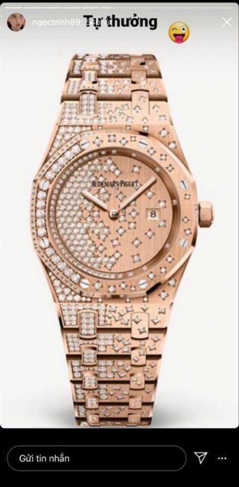 Nhìn lại bộ sưu tập đồng hồ hàng chục tỷ của Nữ hoàng nội y Ngọc Trinh trước khi bị mất cắp-9