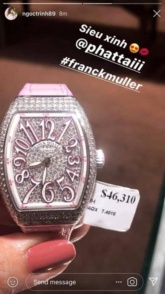 Nhìn lại bộ sưu tập đồng hồ hàng chục tỷ của Nữ hoàng nội y Ngọc Trinh trước khi bị mất cắp-11